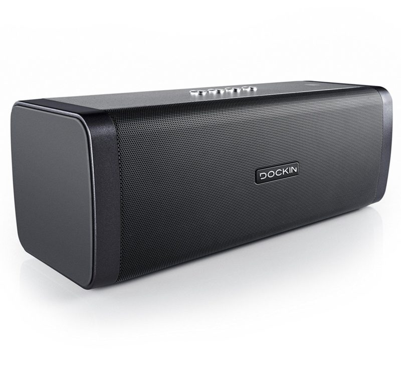 cassa bluetooth speaker dockin d fine regalo tech