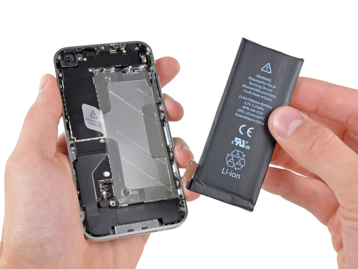 iphone battery diy replacement