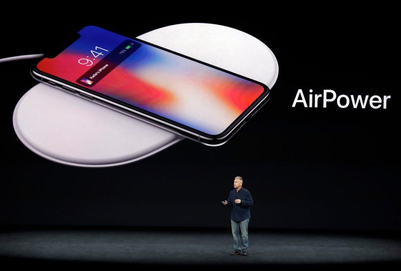 apple wireless charger caricatore nuovo