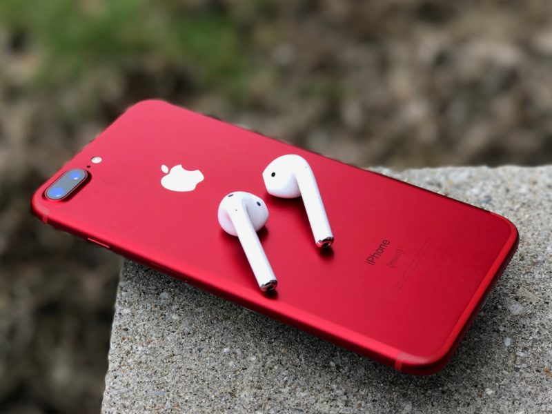 apple airpods mit iphone