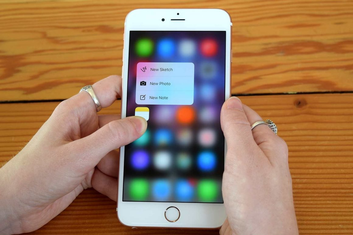 iphone 3d touch more responsive ios features june 2018