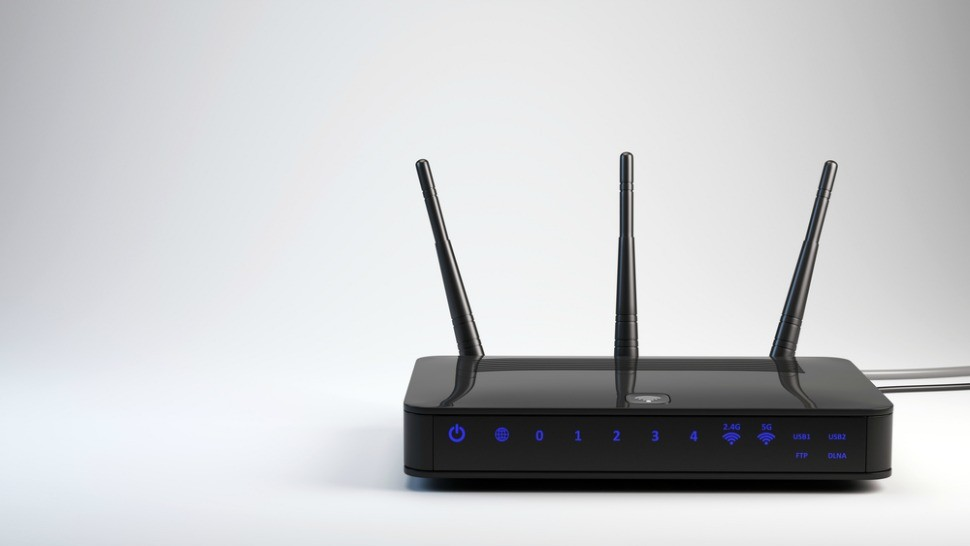 Router iPhone WiFi Problems, Solution iOS 12