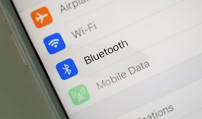 Solución para resolver Bluetooth problema en iPhone 8