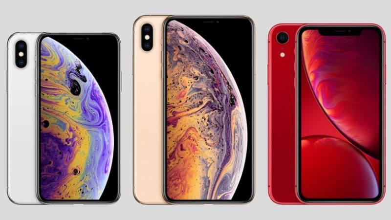 iPhone XR and XS Comparison