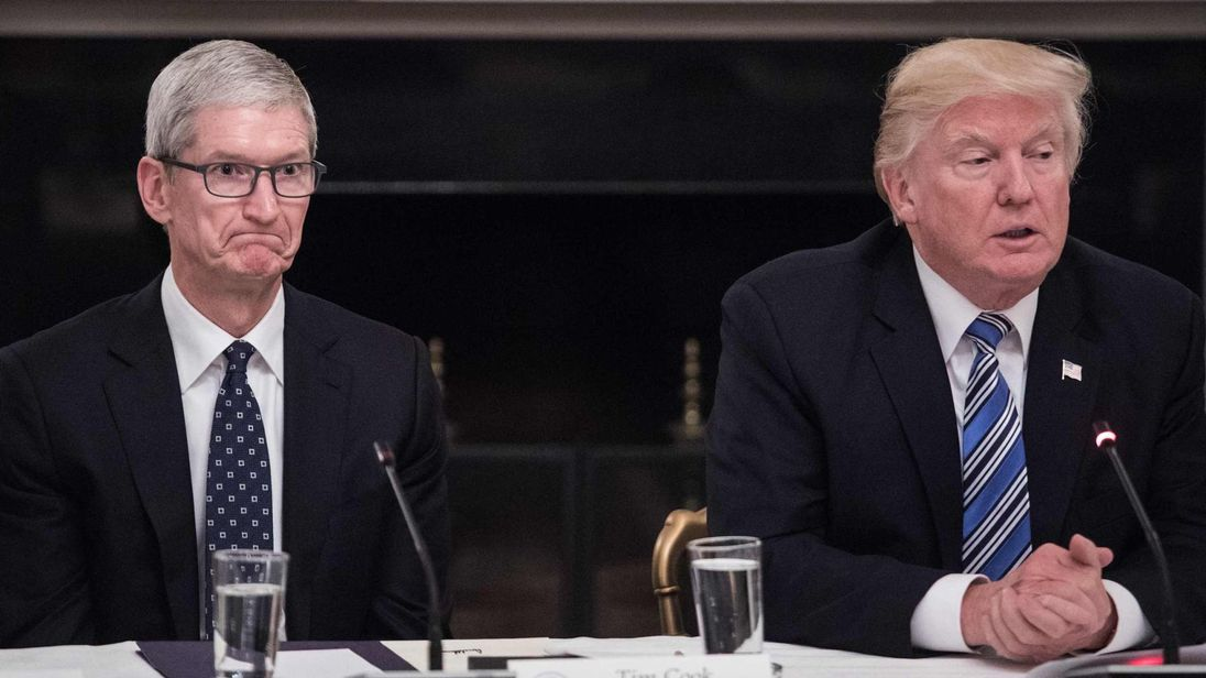 Increased Tariffs On Apple Products