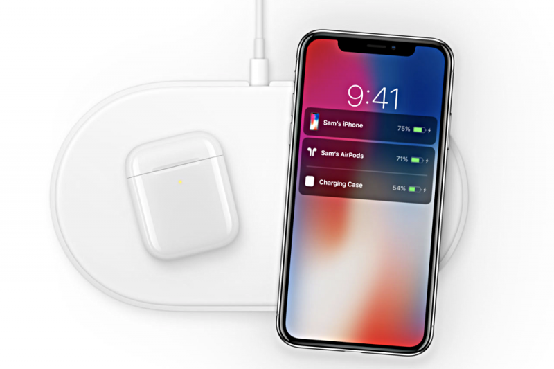 AirPods airpower iPhones 2019 apple kabellose ladematte