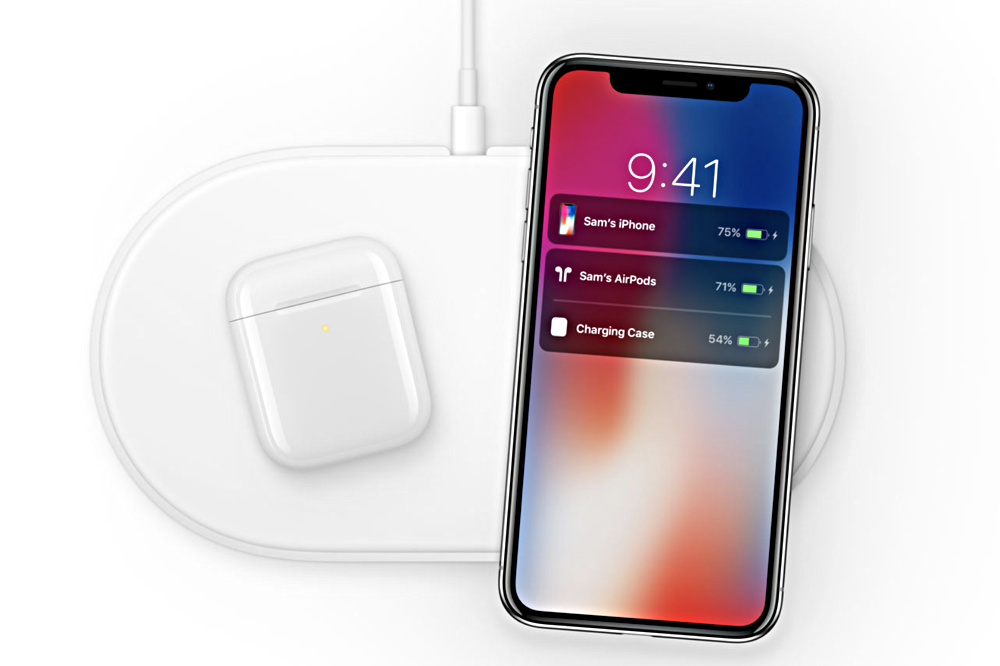 AirPods airpower iphone apple products new 2019