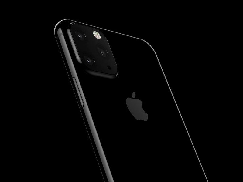 iPhone 2019 new apple products triple camera