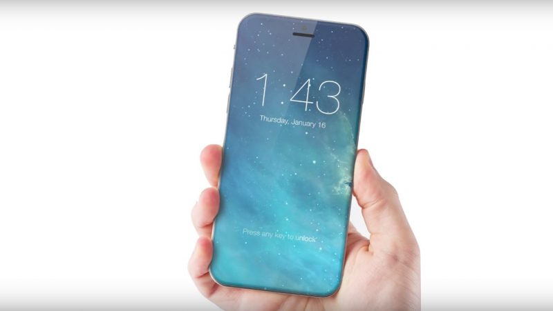 OLED display iPhones 2019
